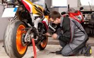 Motorbike Mechanic Skills for Job application